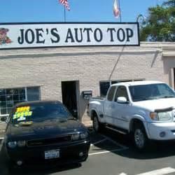 joes auto top shop auto parts supplies  silverado