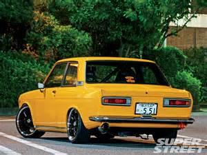1971 Datsun 510 Bluebird