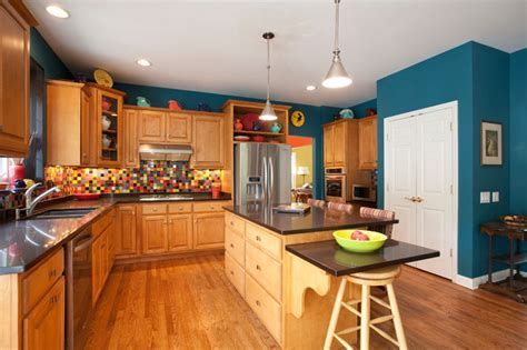 teal colored kitchens vibrant kitchen backsplash traditional kitchen new 2681