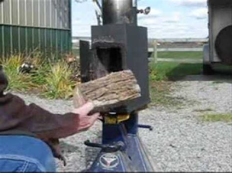 afterburner  ammo  stove creating  efficient