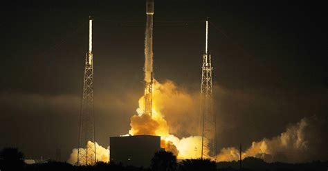 SpaceX launches pair of commercial satellites from Cape