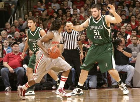 cleveland state mens basketball team  chance