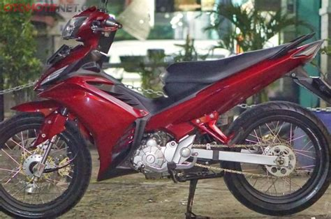 Modifikasi Jupiter Mx Bore Up by Foto Motor Jupiter Mx Racing Impremedia Net