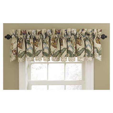 shop waverly home classics 14 in parchment cotton rod