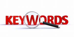 Tips For Selecting Your Seo Keywords