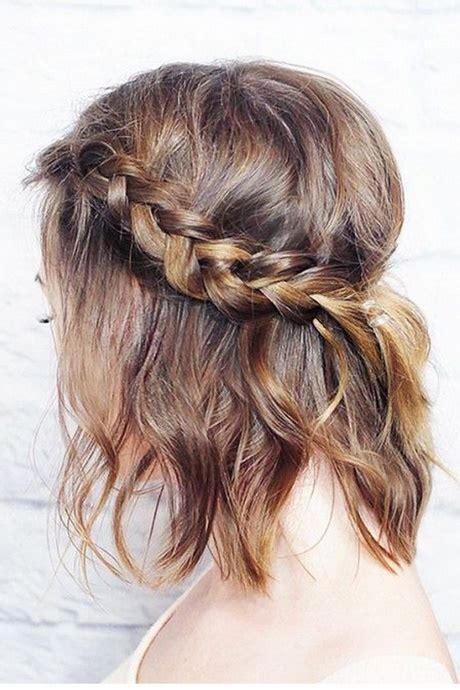 peinados de xv para cabello corto