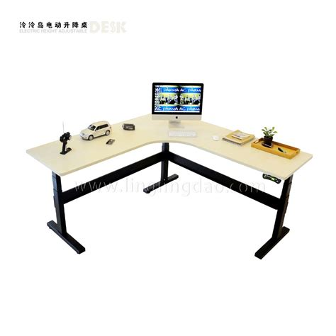 adjustable height office desk 3 legged electric height adjustable desk office desk