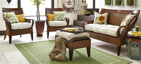wicker furniture pier  imports