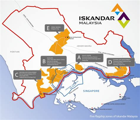 picture 1 of the iskandar project and singapore malaysia relations