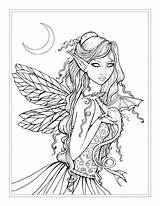 Coloring Fantasy Pages Animal Mythical Creature Getdrawings sketch template