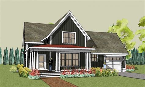 Farmhouse Design House Plans Simple Farmhouse Plans, Small