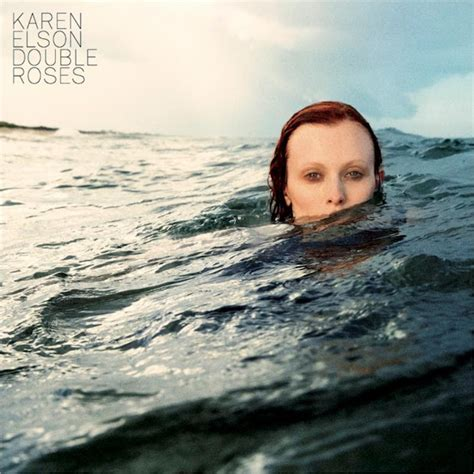 karen elson double roses karen elson double roses reviews clash magazine