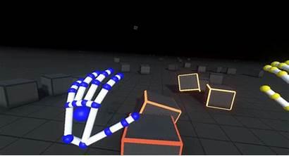 Motion Leap Vr Blocks Hands Ui Hidden