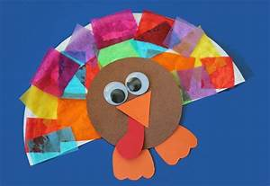 thanksgiving crafts for toddlers and twos | Turkey Crafts ...