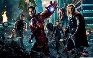 The, Avengers, 2012, Wallpapers