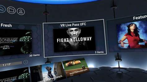 step   octagon    ufc fight  virtual reality
