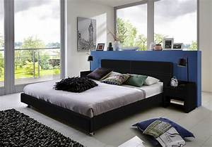 Bettgestell Auf Rechnung : sale polsterbett bettgestell 140 x 200 cm schwarz michelle ~ Haus.voiturepedia.club Haus und Dekorationen