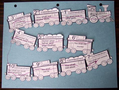 train   child  commandments pt  commandments