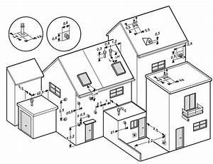 Chaudiere A Ventouse : schema evacuation chaudiere gaz ventouse ~ Melissatoandfro.com Idées de Décoration