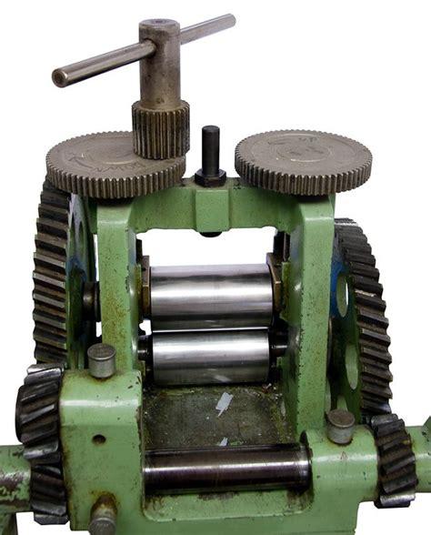realigning  rolling mill rolling mill diy metal