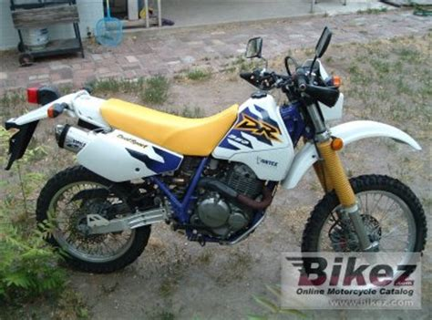 Suzuki Dr350 Specs by 1998 Suzuki Dr 350 Se Specifications And Pictures