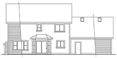 Symmetrical House Plans by Symmetrical Colonial 72058da Architectural Designs