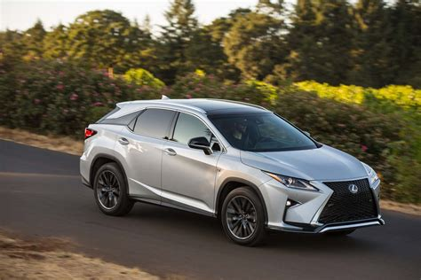 lexus rx 2016 f sport 2016 lexus rx 350 awd f sport full gallery and