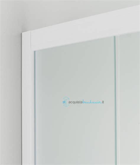 piatti doccia 60 x 90 box doccia angolare porta scorrevole 60x90 cm opaco bianco