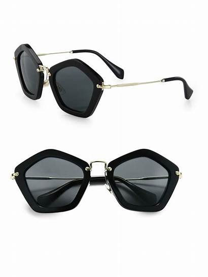 Sunglasses Miu Star Extreme Lyst