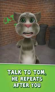 cat app talking tom cat aplikacje android w play