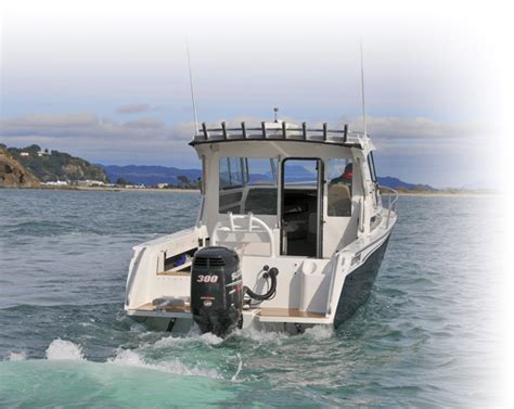 Fishing Boat Reviews Nz by Extreme 850 Game King Review The Fishing Website