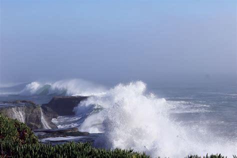 el nino erased hundreds feet californias beaches