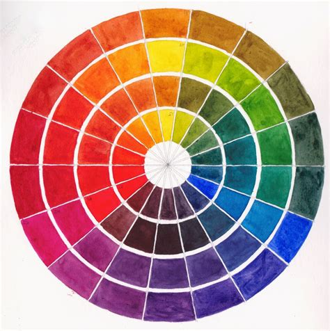 paint net can t see color wheel free printable color wheel template 10 image colorings net