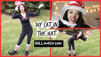 cat in the hat costume diy diy costume cat in the hat