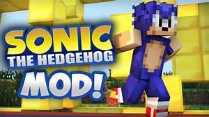 Minecraft Mods Sonic The Hedgehog Mod Spike Traps