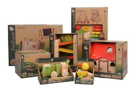 Eco Fabulous! EverEarth Wooden Toy Collection