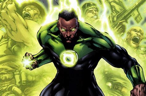 stewart green lantern rumor diggle from arrow may become green lantern