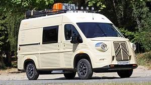 Citroen Lifestyle : citro n gives van life some retro flavor with the type h ~ Melissatoandfro.com Idées de Décoration