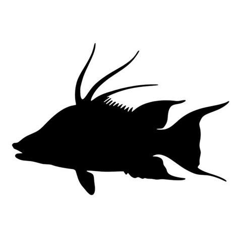 grouper silhouette getdrawings