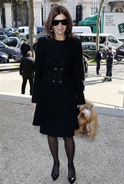 exclusive carine roitfeld talks personal style
