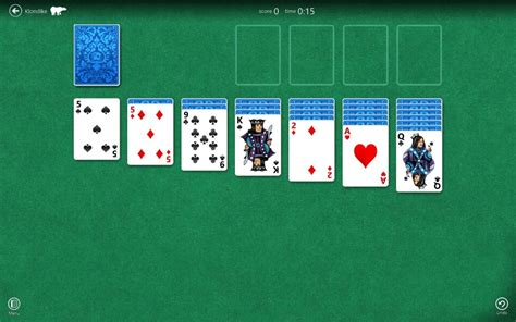 how to play solitaire how to play solitaire in windows 8