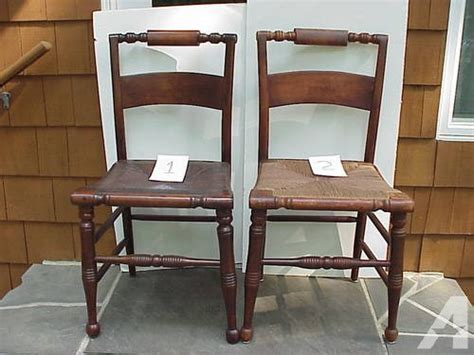 Boling Chair Company Pattern 6611 by Vintage High Point Bending Chair Co Chairs 2 For Sale