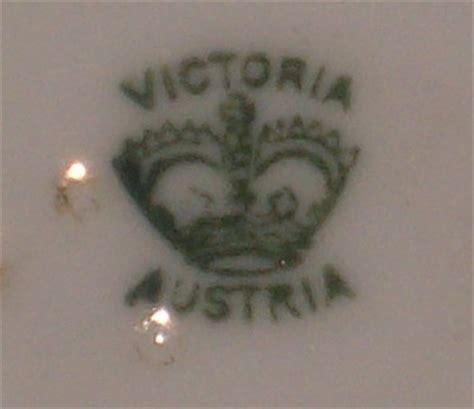 german porcelain pair  victoria austria art nouveau