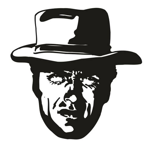 clint eastwood clipart collection cliparts world