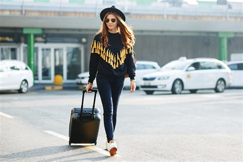 Airport Outfit 3