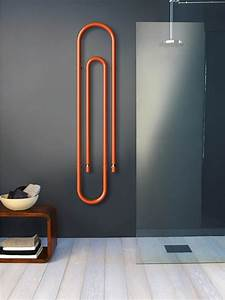 Radiateur design et seche serviette pour la salle de bain for Seche serviette design salle de bain