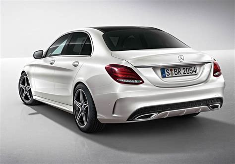 mercedes benz  class  amg package rear photo