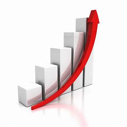 Rising Graph Arrow Investor Business Relations Growing