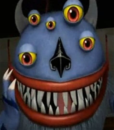 bug  boo voice scary godmother  revenge  jimmy