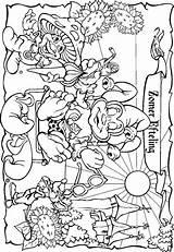 Coloring Park Pages Amusement Fun Efteling Bing Adults Volwassenen Voor Disney Adult Theme Colouring Summer Coloringpages1001 Op Kleuren Fairy Picgifs sketch template